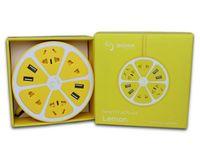 Сетевой фильтр-удлинитель Sigma mobile Smart Fruit PS-44 Lemon