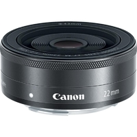 Широкоугольный объектив Canon EF-M 22mm f/2 STM