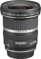Широкоугольный объектив Canon EF-S 10-22mm f/3.5-4.5 USM
