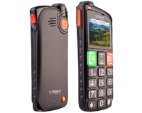 Sigma mobile Comfort 50 LIGHT Dual SIM Black