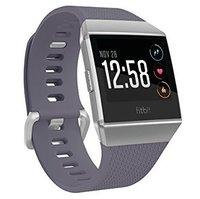 Смарт-часы Fitbit Ionic Silver Gray/Blue Gray (FB503WTGU)