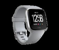 Смарт-часы Fitbit Versa Gray/Silver