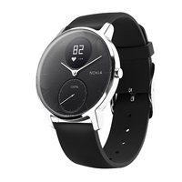 Смарт-часы Nokia Activite Steel HR 36mm (Black)