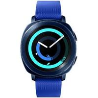 Смарт-часы Samsung Gear Sport SM-R600 Blue (SM-R600NZBA)