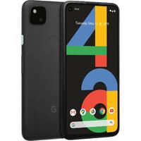Смартфон Google Pixel 4a 6/128GB Just Black