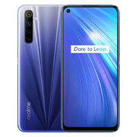 Смартфон realme 6 8/128GB Blue
