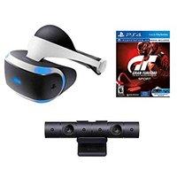 Sony PlayStation VR + PlayStation Camera + game Gran Turismo Sport
