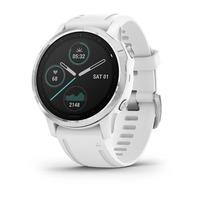 Спортивные часы Garmin Fenix 6S White with White Band