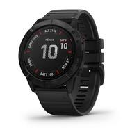 Спортивные часы Garmin Fenix 6X Pro - Black with Black Band