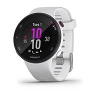 Спортивные часы Garmin Forerunner 45s White
