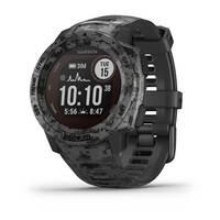 Спортивные часы Garmin Instinct Solar – Camo Edition Graphite Camo