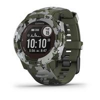 Спортивные часы Garmin Instinct Solar – Camo Edition Lichen Camo