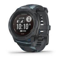 Спортивные часы Garmin Instinct Solar – Surf Edition Pipelineck