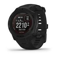 Спортивные часы Garmin Instinct Solar – Tactical Edition Black