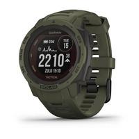 Спортивные часы Garmin Instinct Solar – Tactical Edition Moss