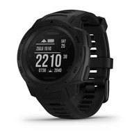 Спортивные часы Garmin Instinct Tactical Edition Black