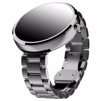 Спортивные часы Motorola Moto 360  (1st Gen) Smartwatch. 46mm Stainless Steel Case with an 18mm metal band. Light Chrome