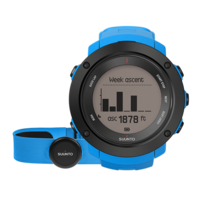 Спортивные часы Suunto AMBIT3 Vertical Blue HR (SS021968000)