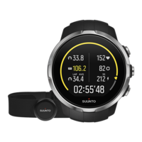 Спортивные часы Suunto Spartan Sport Black HR