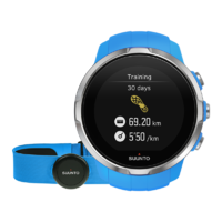 Спортивные часы Suunto Spartan Sport Blue HR (SS022652000)