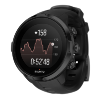 Спортивные часы Suunto SPARTAN SPORT WRIST HR ALL BLACK (SS022662000)