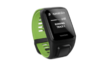 Спортивные часы TomTom Runner 3 Cardio + Music (Black/Green - Large)