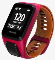 Спортивные часы TomTom Runner 3 Cardio Pink/Orange