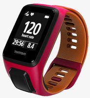 Спортивные часы TomTom Runner 3 Cardio Pink/Orange