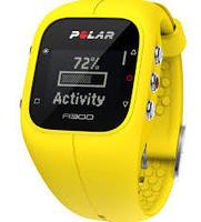 Спортивный браслет Polar A300 (Yellow)