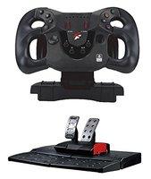 Спортивный игровой руль Sony Playstation 4 PS4 Race Wheel Ready2gaming
