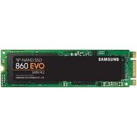 SSD накопитель Samsung 860 EVO M.2 1 TB (MZ-N6E1T0BW)