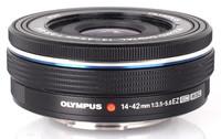 Стандартный объектив Olympus ZUIKO DIGITAL ED 14-42mm 1:3.5-5.6 EZ (Black)