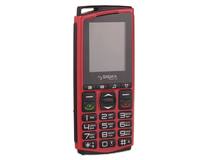 Телефон Sigma mobile Comfort 50 Mini 4 Red/Black
