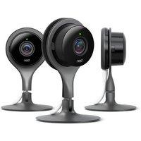 Цифровая видеокамера Nest Cam Indoor Indoor 3 Pack