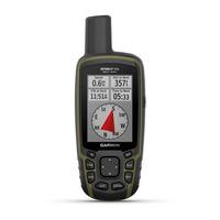 Туристический навигатор Garmin GPSMAP 65s