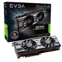 Видеокарта EVGA GeForce GTX 1070 TI 8GB (08G-P4-5671-KB)