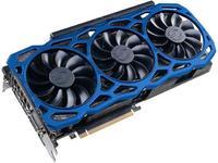 Видеокарта EVGA GeForce GTX 1080 Ti DirectX 12 11G-P4-6796-K3 11GB 352-Bit GDDR5X PCI Expre