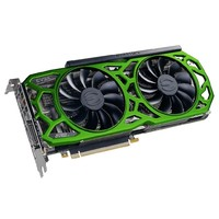 Видеокарта EVGA GeForce GTX 1080 Ti SC2 ELITE GAMING GREEN (11G-P4-6693-K4)