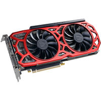 Видеокарта EVGA GeForce GTX 1080 Ti SC2 ELITE GAMING RED (11G-P4-6693-K5‎)