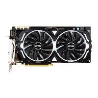Видеокарта MSI GeForce GTX 1080 ARMOR 8G OC (912-V336-072)