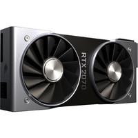 Видеокарта NVIDIA GeForce RTX 2070 Founders Edition (900-1G160-2550-000)