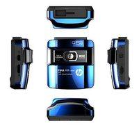 Видеорегистратор HP F210 GPS Blue