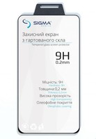 Защитное стекло для экрана Sigma Mobile X-treme PQ17