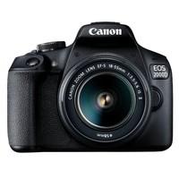 Зеркальный фотоаппарат Canon EOS 2000D kit (18-55)