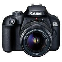 Зеркальный фотоаппарат Canon EOS 4000D Kit (18-55mm)