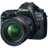 Зеркальный фотоаппарат Canon EOS 5D MARK IV EF 24-70 f/4L IS USM KIT