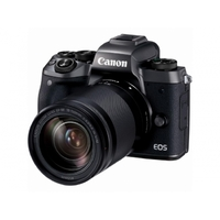 Зеркальный фотоаппарат Canon EOS M5 KIT EFM 18-150 IS STM
