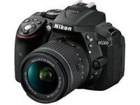 Зеркальный фотоаппарат Nikon D5300 AF-P DX NIKKOR 18-55mm f/3.5-5.6G VR