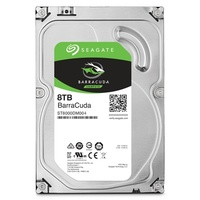 Жесткий диск Seagate Barracuda 8TB HDD (ST8000DM004)