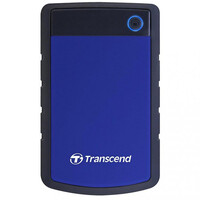 Жесткий диск Transcend StoreJet 25H3 4 TB (TS4TSJ25H3B)